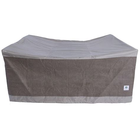 Patio Chair And Table Covers Covers by Duck Covers Rectangular Patio Ottoman