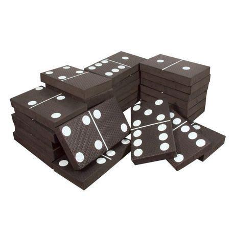 Nomore Rack by Jumbo Foam Dominoes Gift Ideas