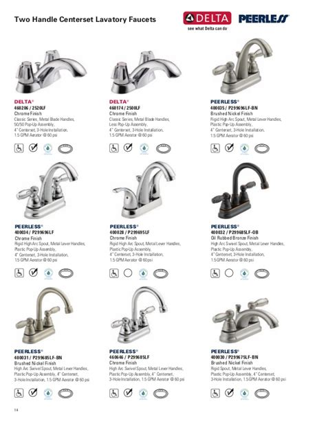 Delta Faucet Catalog by The Best 28 Images Of Delta Faucet Catalog Delta Faucet