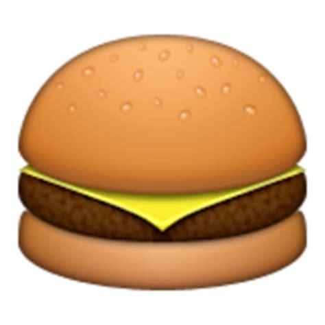 emoji burger magic emoji the black side big transparent images