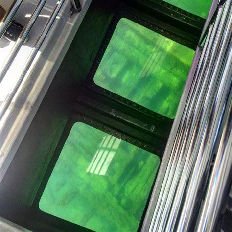 alpena shipwreck tours in michigan offers an amazing glass - Glass Bottom Boat Ride Alpena Mi