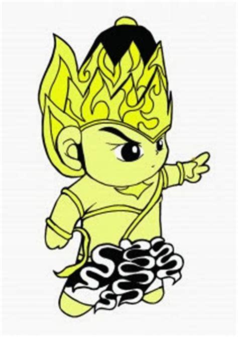 kumpulan gambar kartun wayang dp kartun wayang legenda indonesia animasi bergerak lucu