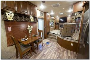 fifth wheel front living room front living room fifth wheel cers living room home