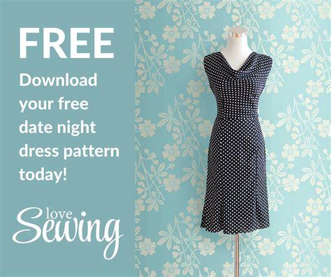 pattern dress download free 187 free date night dress pattern