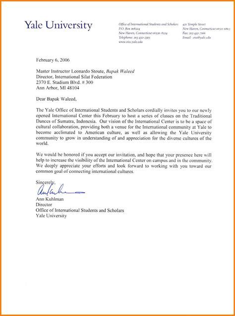 Recommendation Letter For Student Grant 8 Recommendation Letter For Student Scholarship Sle Of Invoice