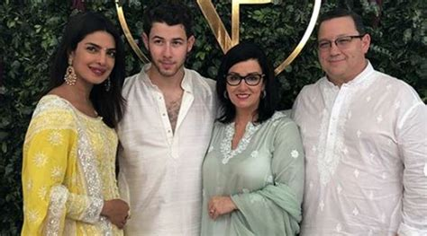priyanka chopra family hindi here s how nick jonas family welcomed the future mrs