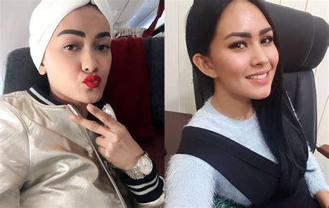 Putri Ayu Jamu Serbuk kartika putri beberkan alasan kenapa belum jenguk perez indowarta
