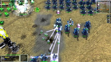supreme commander supreme commander 6 5v5 battle of thermopylae supreme