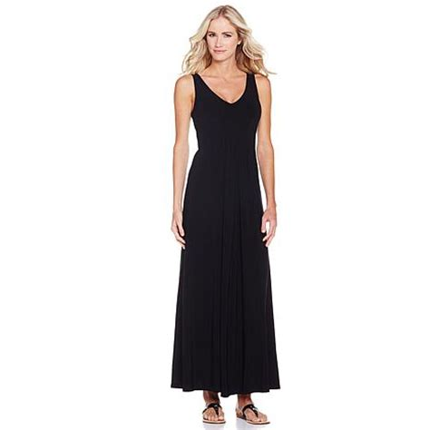 jersey knit maxi dress check price for n natori solid jersey knit sleeveless maxi