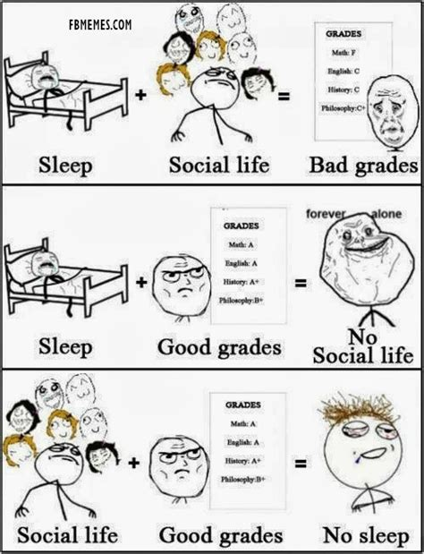 College Life Memes - school memes and jokes school life funny pictures