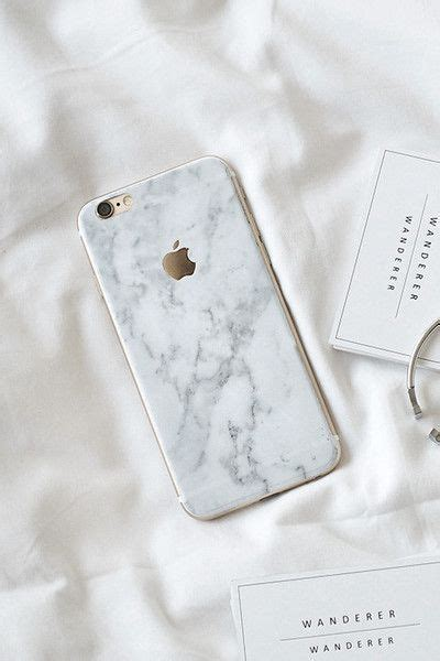 white marble skin for iphone apartment wanderer