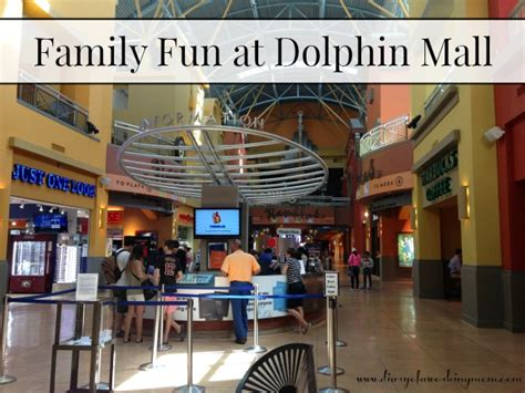 Gift Card Mall Reviews - a day of family fun at dolphin mall a 250 dolphin mall gift card giveaway