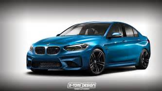 Bmw Sedan Models Rendering Bmw 1 Series Sedan Turns Into M Model