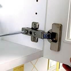 aligner une porte de placard en kit