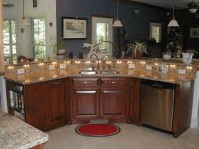 kitchen island with sink and seating best 25 curved kitchen island ideas on