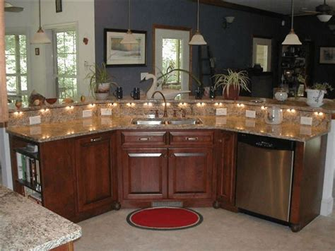 best 25 curved kitchen island ideas on