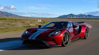 The Ford Gt Driving The Ford Gt A 450 000 Supercar Track May