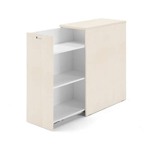 side of cabinet storage side cabinet modulus left side pull out birch aj products online