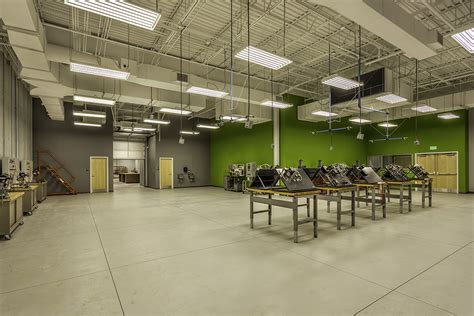 design lab wilmington central carolina technical college rodgers builders