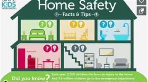 for at home top 5 ways children die get injured at home wjla