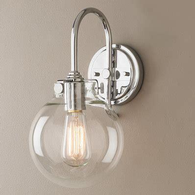retro glass globe bath light 2 light bathrooms decor bath sconces shades of light