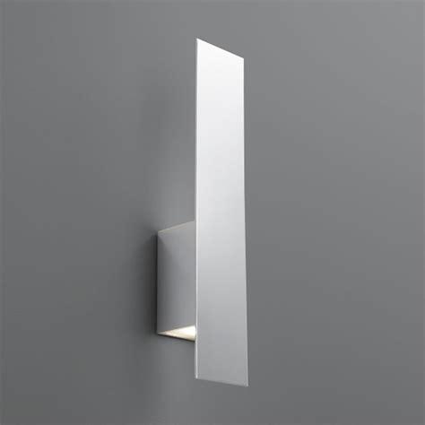 Modern Sconces Lighting by Modern Shielded Led Sconce Shades Of Light