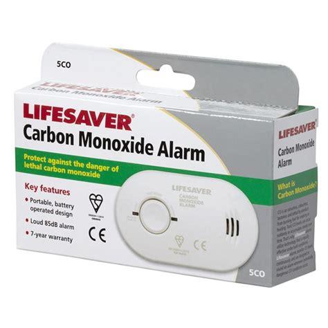 Carbon Monoxide Smoke Alarm Detector Detektor Co2 kidde lifesaver 5co battery powered carbon monoxide detector alarm