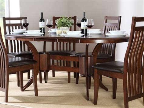 artistic wooden dining table design 4 home decor