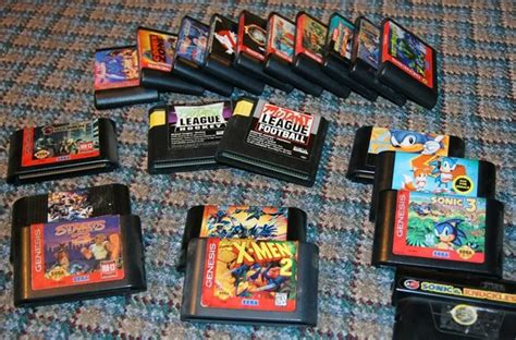 Kaset Sega Mega Drive Kaset Sega Genesis 90 larda oyun oynamak b 246 l 252 m 1 sega the pack