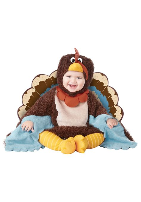 turkey costume infant gobble gobble turkey costume
