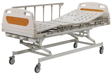 manual adjustable hospital bed 3 function