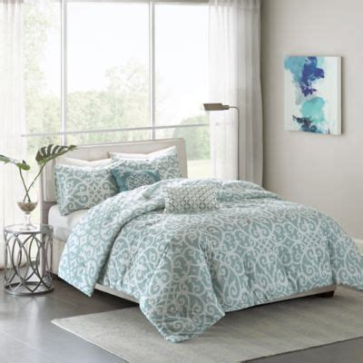 Bedcover California Mukti buy aqua bedding from bed bath beyond