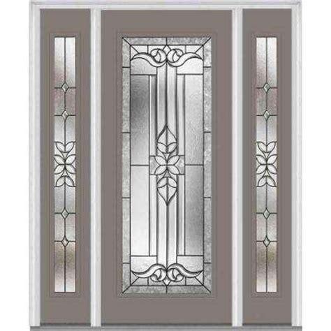 home depot exterior doors fiberglass single door with sidelites fiberglass doors front