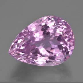 Pink Kunzite Afganistan 6 95ct 27 6 carat pink kunzite gem from afghanistan and
