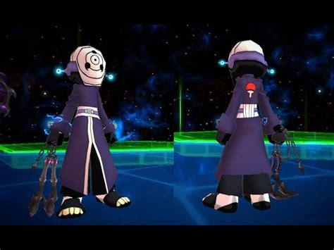 gear design anime uchiha obito naruto shippudent lsgdi
