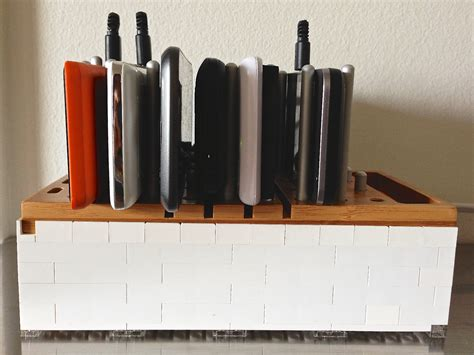 Charging Rack by Diy 6 Device Usb Charging Rack With Modo And Legos Adora Io