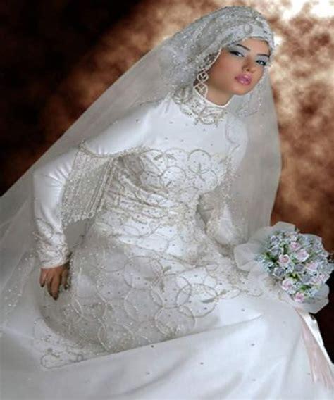 muslim wedding dresses modern muslim wedding dresses design with veil muslim