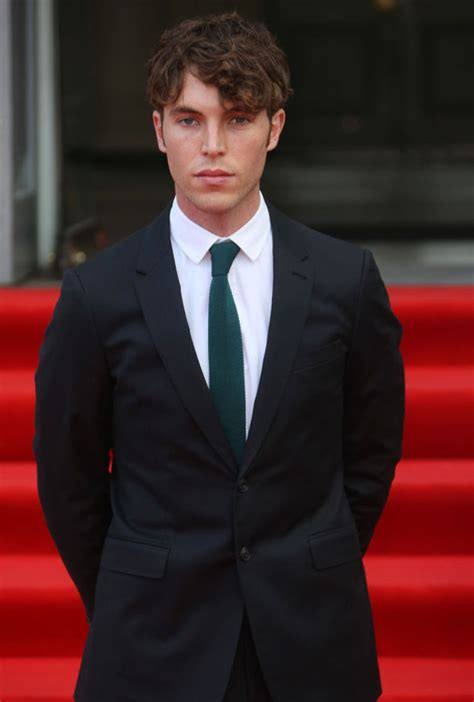 tom hughes roles doctor who s jenna coleman joined by tom hughes in new