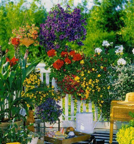 Flowers For Balcony Garden Flowers On Your Balcony As The Beautiful Garden Ideas
