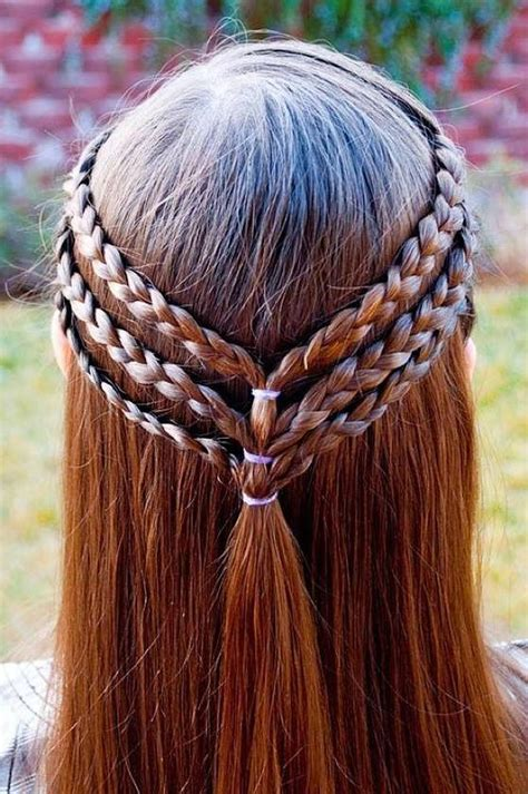 scottish hairstyles celtic princess hairstyle armor robes and weapons