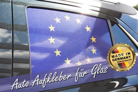 Folie Bedrucken Glas by Bedruckte Auto Aufkleber F 252 R Glas Sichtschutz