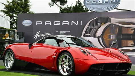 pagani huayra red pagani huayra red and black