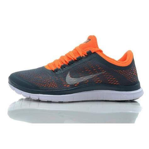 gray and orange nike running shoes asos nike free 3 0 v5 mens gray orange lightweight running