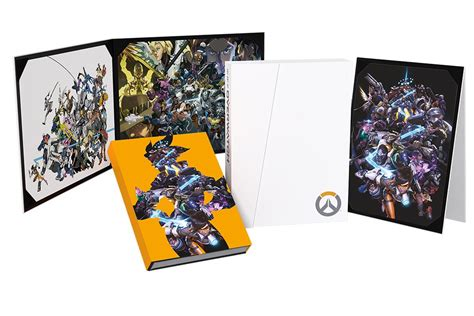 the of overwatch limited edition the of overwatch limited edition hardcover