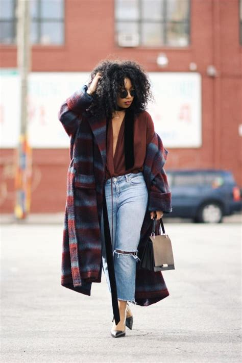 fashion trendsfor the black woman versatile overcoat outfits for everyday looks outfit