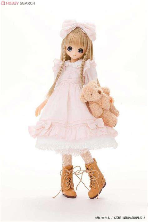 ex cute family chisa secret garden fashion doll item
