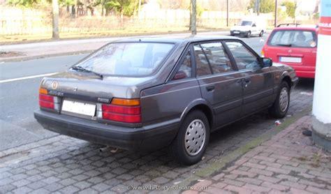 how cars run 1983 mazda 626 regenerative braking 1983 mazda 626 1 6 hatchback related infomation specifications weili automotive network