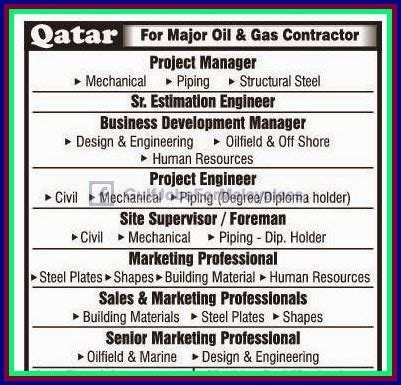 design engineer jobs qatar gulf jobs bank march 2014