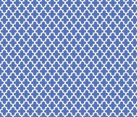 blue moroccan pattern royal blue moroccan wallpaper sweetzoeshop spoonflower