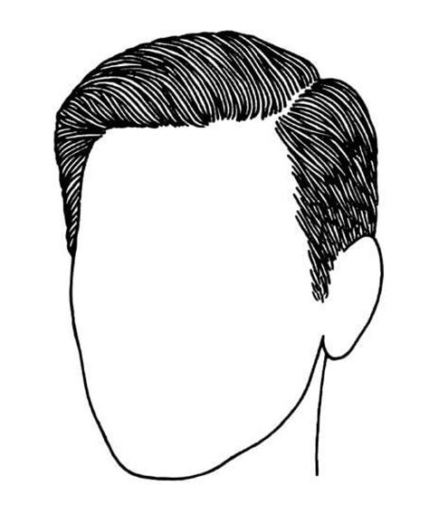 how to draw comb over hair cut keeping it classy with the comb over